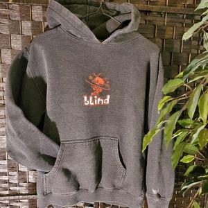 Blind hoodie